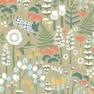 Boråstapeter Wallpaper Wonderland Hoppmosse 1451