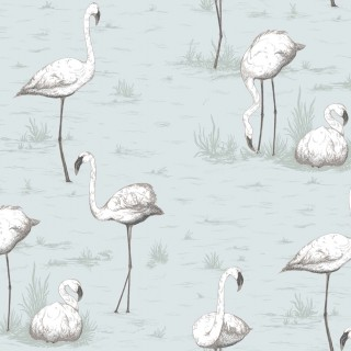 Flamingos Wallpaper 95/8047 by Cole & Son
