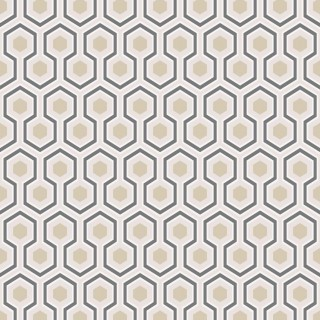 Hicks Hexagon Wallpaper 95/3016 by Cole & Son