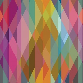 Cole & Son Wallpaper Geometric II Prism Collection 105/9040