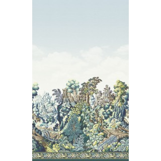 Verdure Tapestry Silk Panel Wallpaper 118/17039 by Cole & Son
