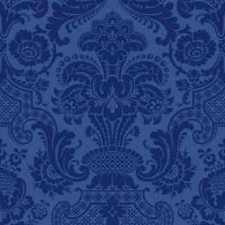 Cole & Son Wallpaper Mariinsky Damask Petrouchka Collection 108/3011