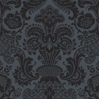 Cole & Son Wallpaper Mariinsky Damask Petrouchka Collection 108/3013