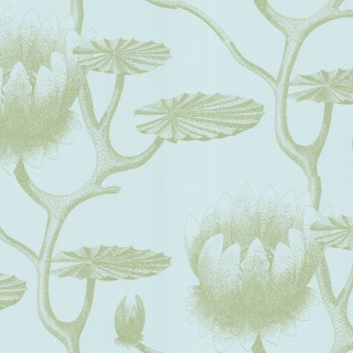 Cole & Son Wallpaper New Contemporary II Lily Collection 69/3112