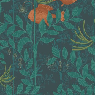 Cole & Son Wallpaper Whimsical Nautilus Collection 103/4019