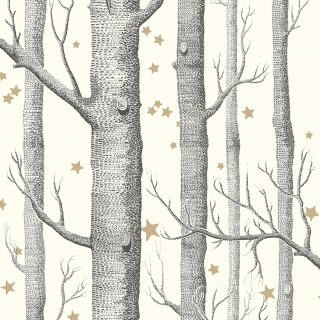 Cole & Son Wallpaper Whimsical Woods & Stars Collection 103/11050