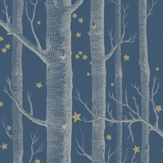 Cole & Son Wallpaper Whimsical Woods & Stars Collection 103/11052