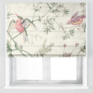 Hummingbirds Fabric F62/1001 by Cole & Son