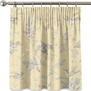 Hummingbirds Fabric F111/1001 by Cole & Son