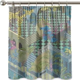 Miami Fabric F111/4012 by Cole & Son