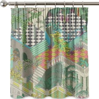 Miami Fabric F111/4013 by Cole & Son