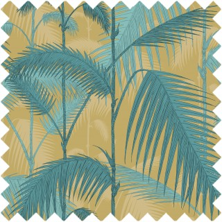 Palm Jungle Fabric F111/2003LU by Cole & Son