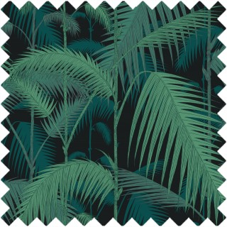 Palm Jungle Fabric F111/2004LU by Cole & Son
