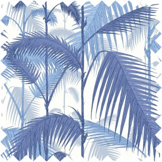 Palm Jungle Fabric F111/2006LU by Cole & Son