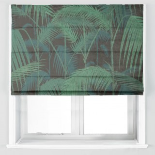 Palm Jungle Velvet Fabric F111/2004V by Cole & Son
