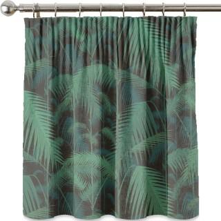 Palm Jungle Velvet Fabric F111/2004V by Cole & Son