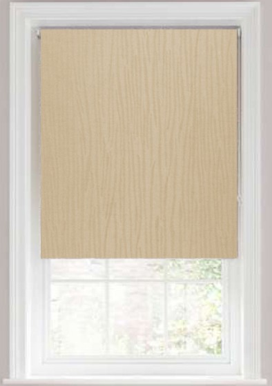 Decora Fabric Box Cocoon Blackout Roller Blind