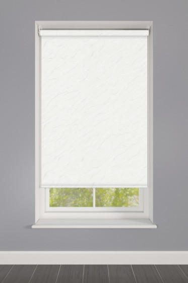 Decora Fabric Box Sahara EasiCare Blackout Roller Blind