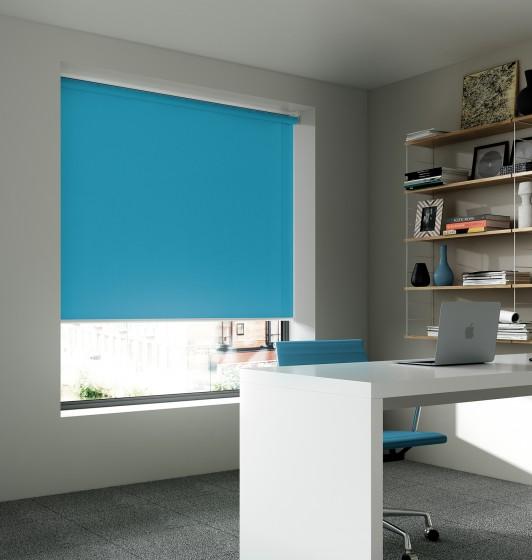 Decora Fabric Box Unicolour Roller Blind