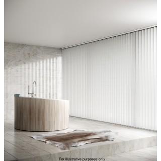 Decora Fabric Box Estella 89mm Vertical Blind