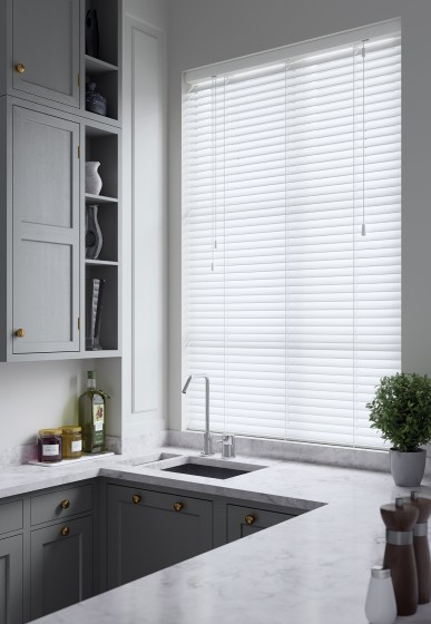 Decora Sunwood 50mm Fauxwood Blind