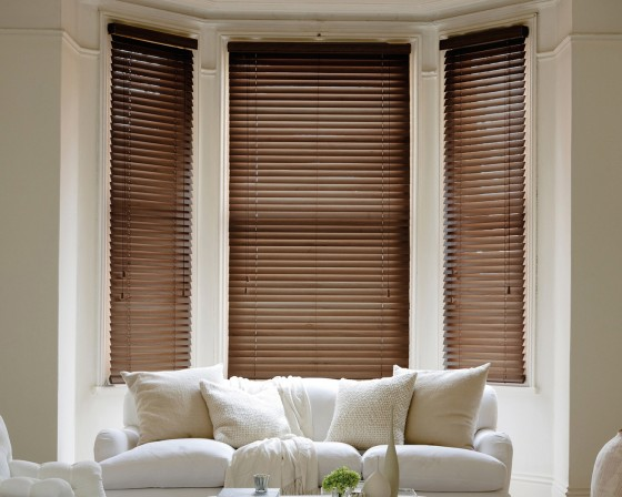 Decora Sunwood 50mm Wooden Blind