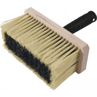 Wooden Paste Block Brush