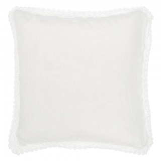 Maggiore Oxford Square Pillowcase BEDDG2528 by Designers Guild