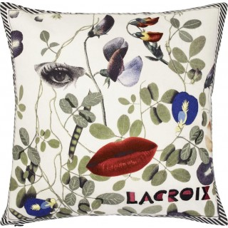 Dame Nature Cushion CCCL0572 by Christian Lacroix ( Square )