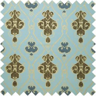 Designers Guild Amalienborg Borghese Trellis Fabric F1430/02
