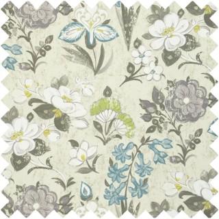 Designers Guild Amrapali Lotus Flower Fabric F1835/03