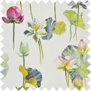 Designers Guild Couture Rose Nymphaea Fabric FDG2472/01