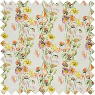 Designers Guild Couture Rose Pavot Fabric FDG2476/01