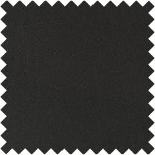 Designers Guild Essentials Black and White Barras Fabric F1615/01