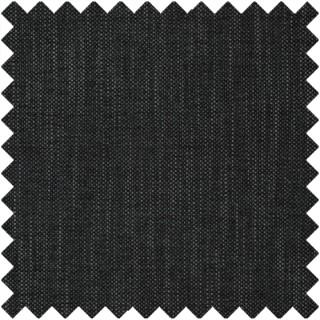 Designers Guild Essentials Black and White Briska Fabric F1616/01
