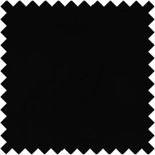 Designers Guild Essentials Black and White Lunan Fabric F1619/01