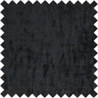 Designers Guild Essentials Black and White Roxton Fabric F1610/01