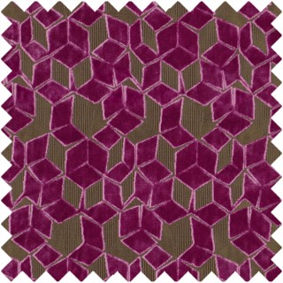 Fitzrovia Fabric FDG2925/11 by Designers Guild
