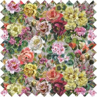 Grandiflora Rose Fabric FDG2957/01 by Designers Guild