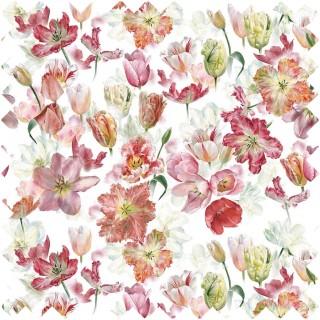 Tulip Garden Fabric FDG2955/01 by Designers Guild
