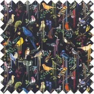 Christian Lacroix Birds Sinfonia Fabric FCL7024/02