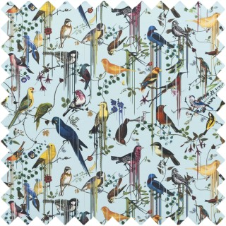Christian Lacroix Birds Sinfonia Fabric FCL7024/04
