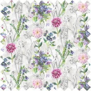 Designers Guild Jardin Des Plantes Saunier Fabric Collection FDG2558/01
