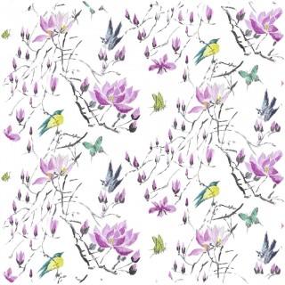 Designers Guild Orangerie Madame Butterfly II Fabric FDG2365/02