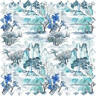Designers Guild Jade Temple Outdoor Fabric FDG2671/01
