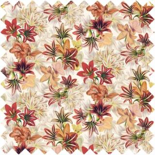 John Derian Amaryllis Fabric FJD6002/01