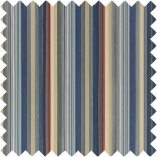 Ralph Lauren Signature Coastal Coordinates Mountain Lake Ticking Fabric FRL097/01