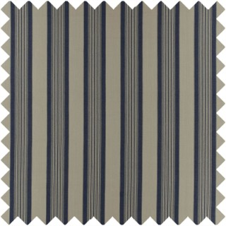 Tack House Stripe Fabric FRL5137/02 by Ralph Lauren