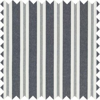 Ralph Lauren Signature Vintage Linen Mill Pond Stripe Fabric FRL168/05