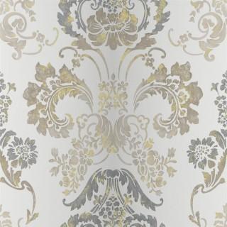 Designers Guild The Edit Patterned Wallpaper Volume I Kashgar Wallpaper P619/05